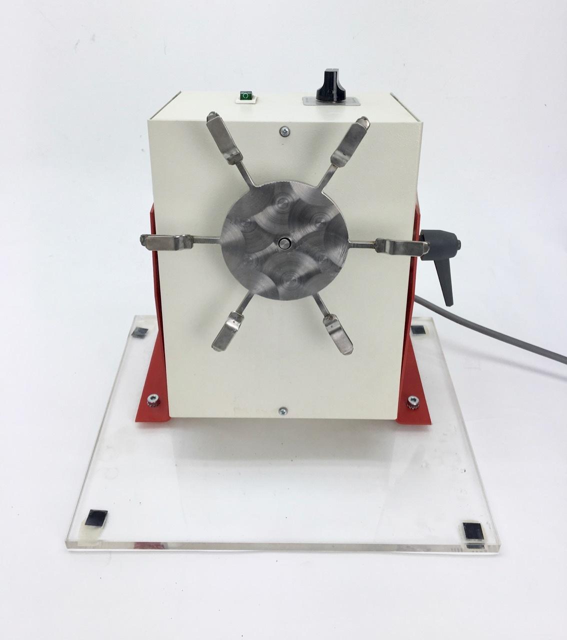 LTF Fröbel Labortechnik GmbH CMV-ROM Drehrad