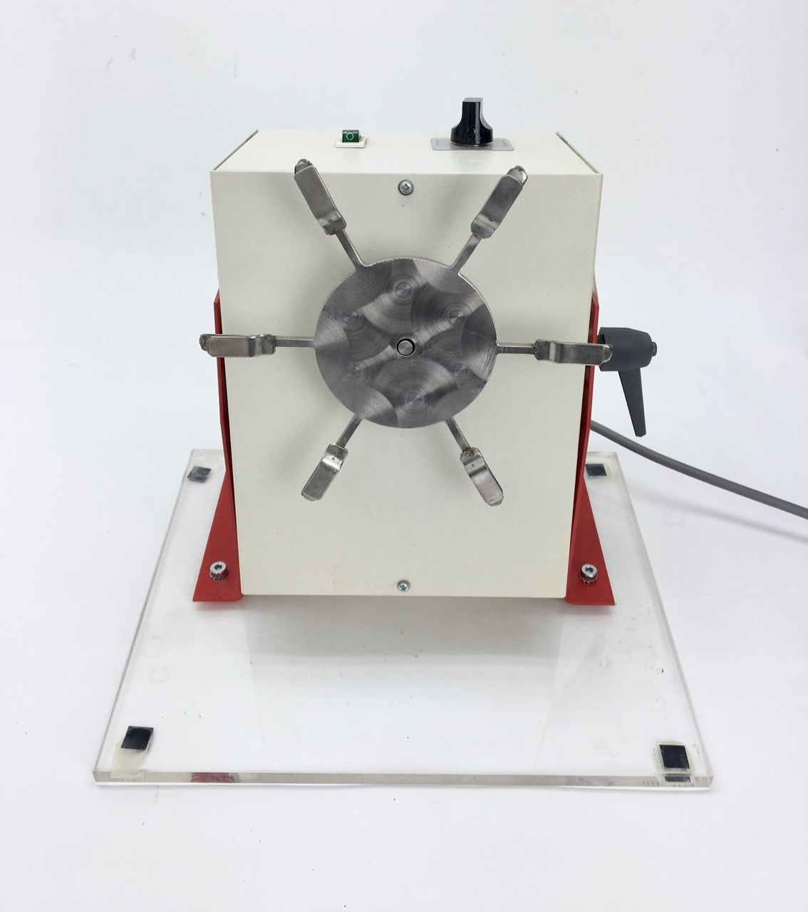 LTF Fröbel Labortechnik GmbH CMV-ROM rotary wheel