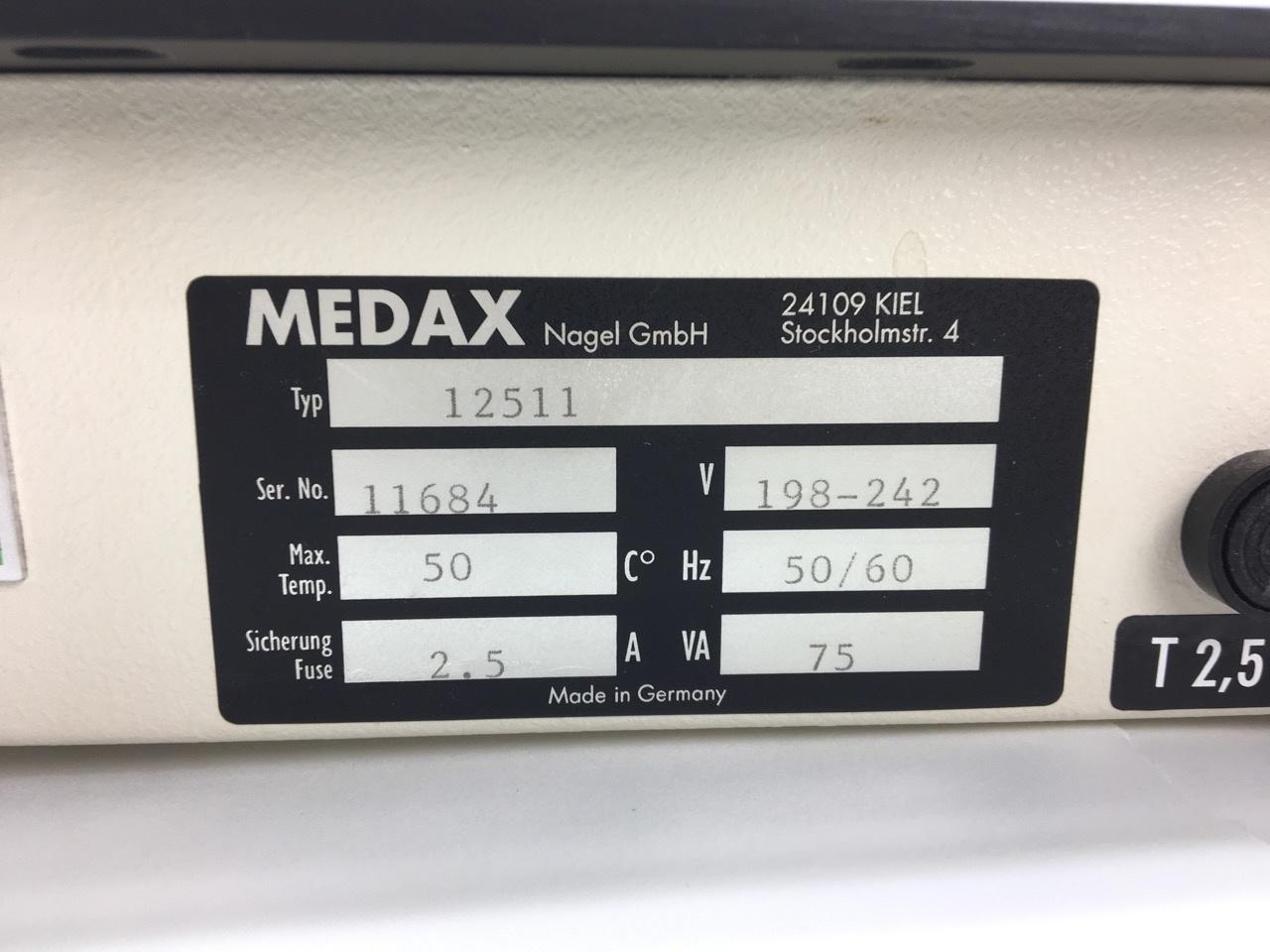 Medax Medax Kleintier-OP-Tische Typ 12511