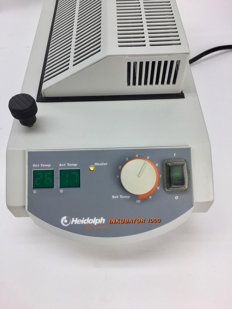 Heidolph Instruments Heidolph Heating Module Incubator 1000