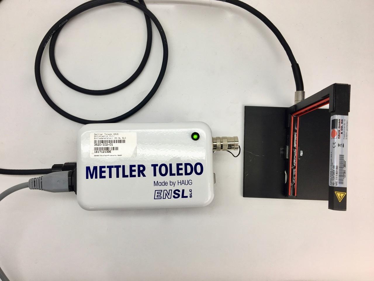 Mettler Toledo Mettler Toledo HAUG Antistastic Kit/Discharge Power Supply EN SL SLC