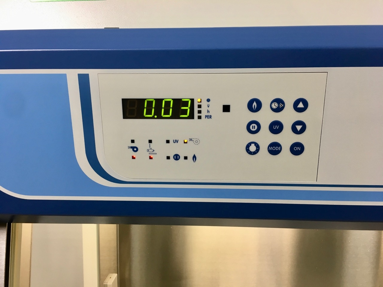 Thermo Scientific Thermo Safe 2020 0.9 Sicherheitswerkbank