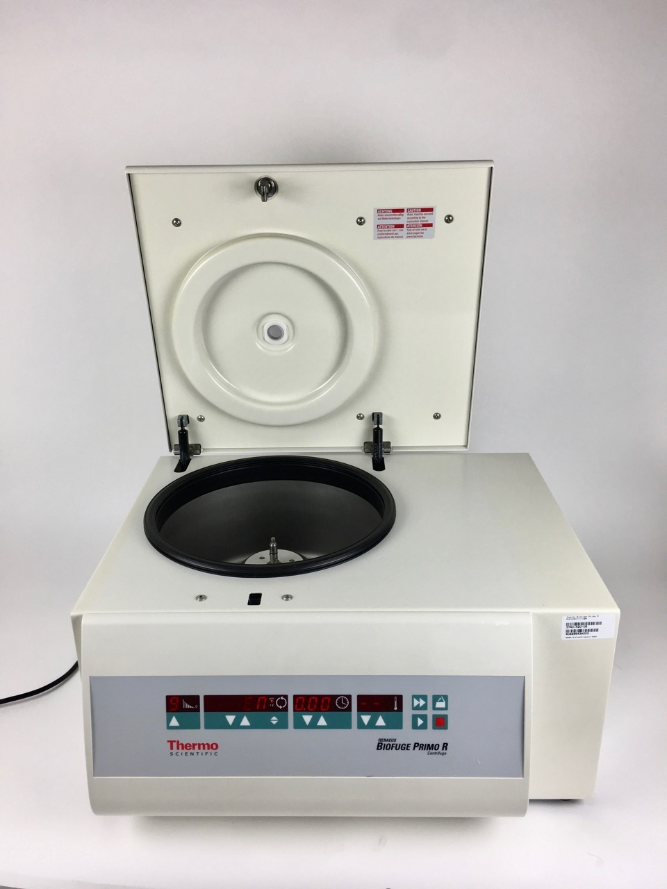 Thermo Biofuge Primo R Refrigerated Centrifuge