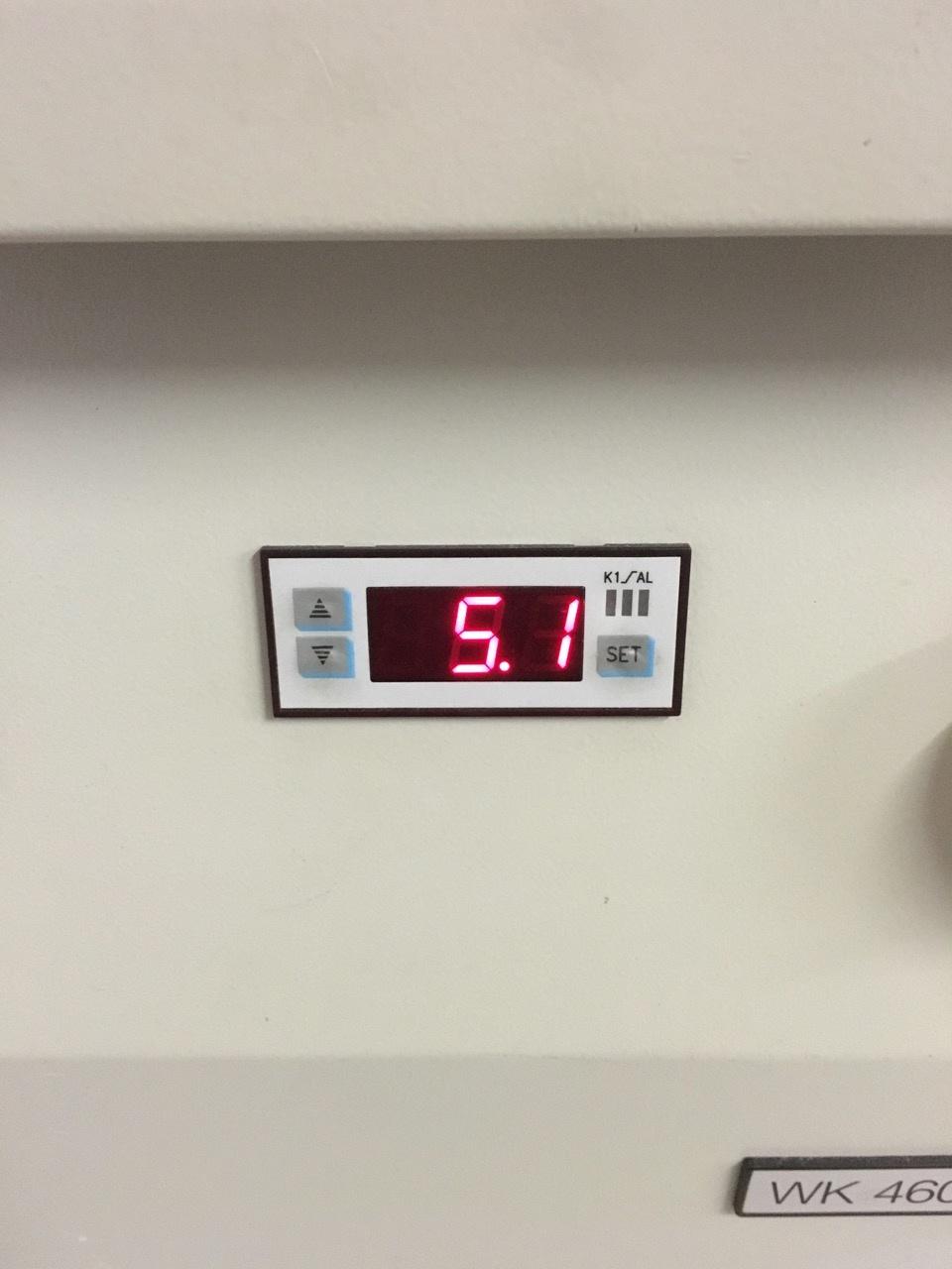 Lauda Lauda WK 4600 Umwälzthermostat (4600W Kühlleistung)