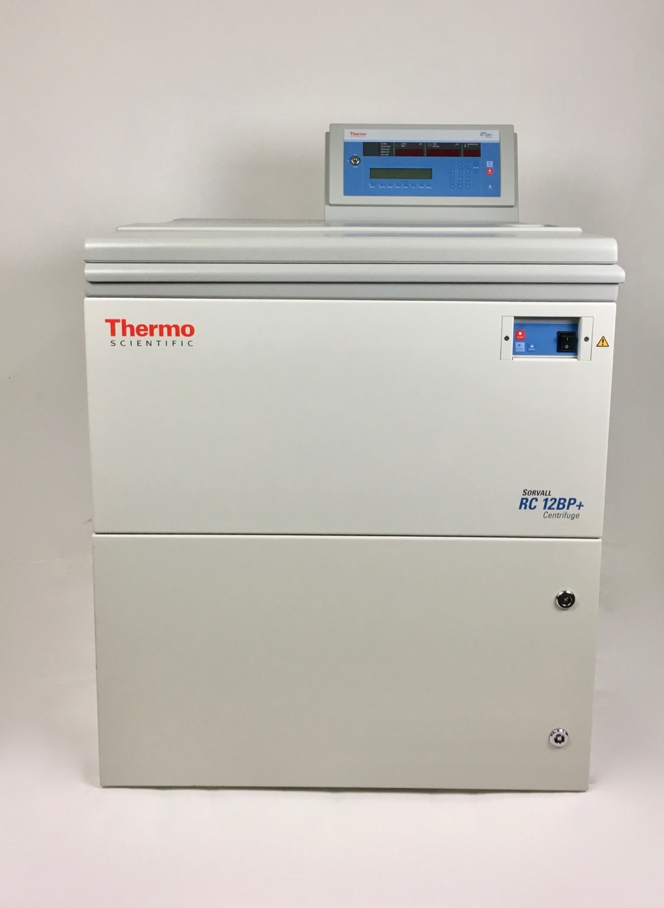 Thermo Scientific Thermo RC 12BP+ floorstanding centrifuge incl. H-12000 rotor