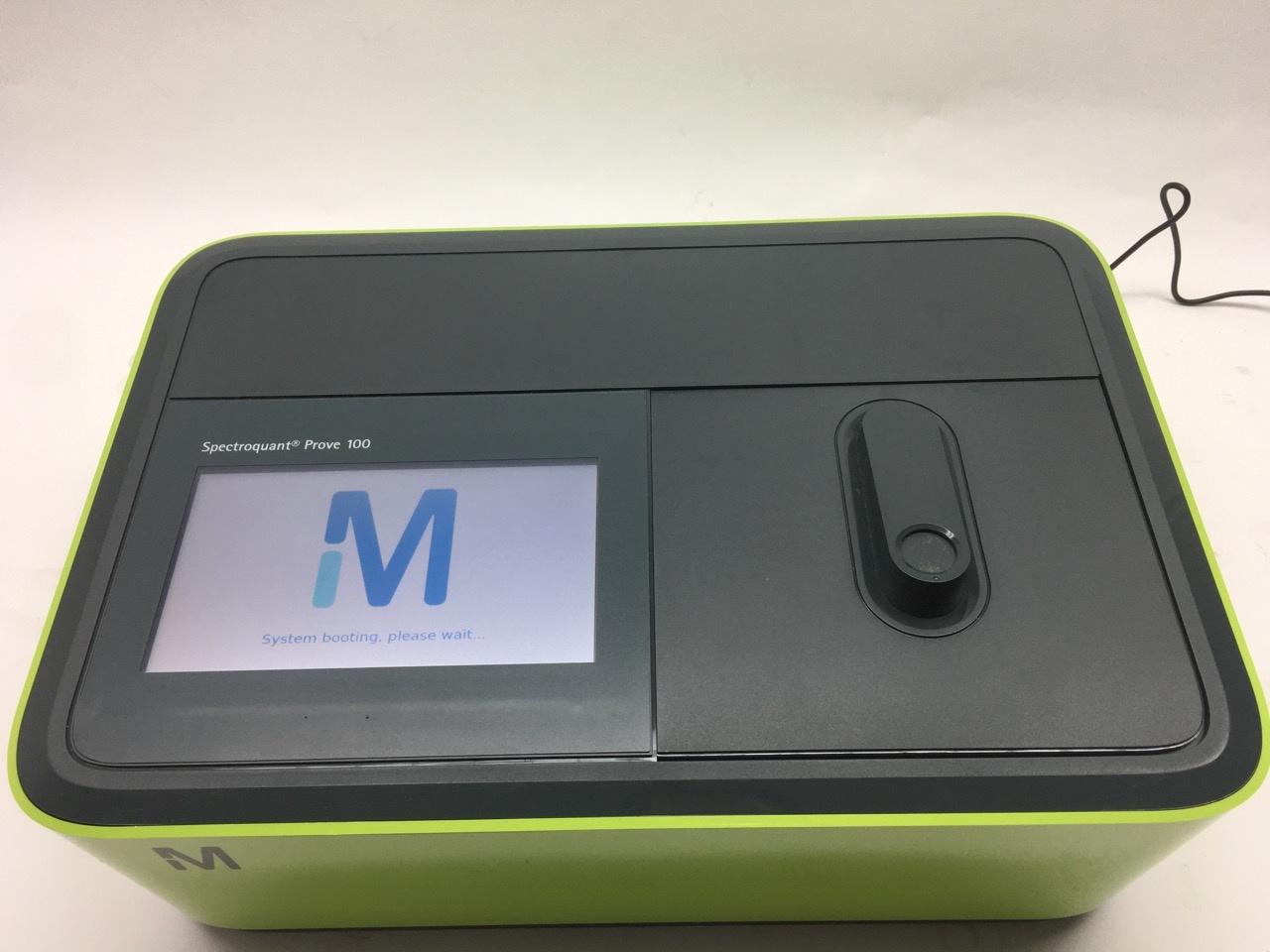 Merck Merck Spectroquant Prove 100 Spectrophotometer