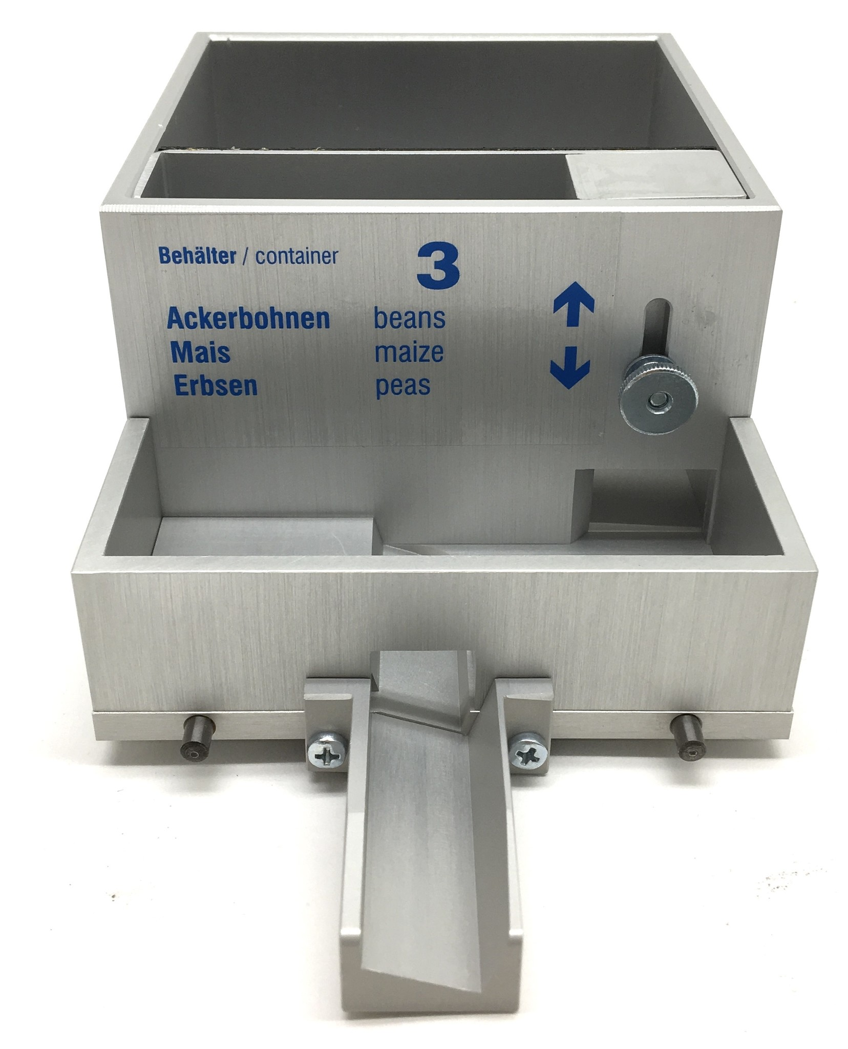 Pfeuffer Pfeuffer Contador Feed Containers No. 3