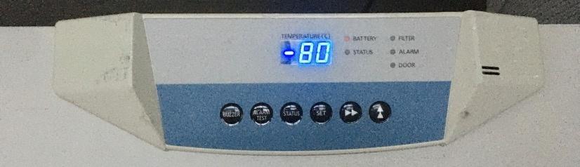 Panasonic Panasonic MDF-U76V Ultra-low Freezer (728 liters)