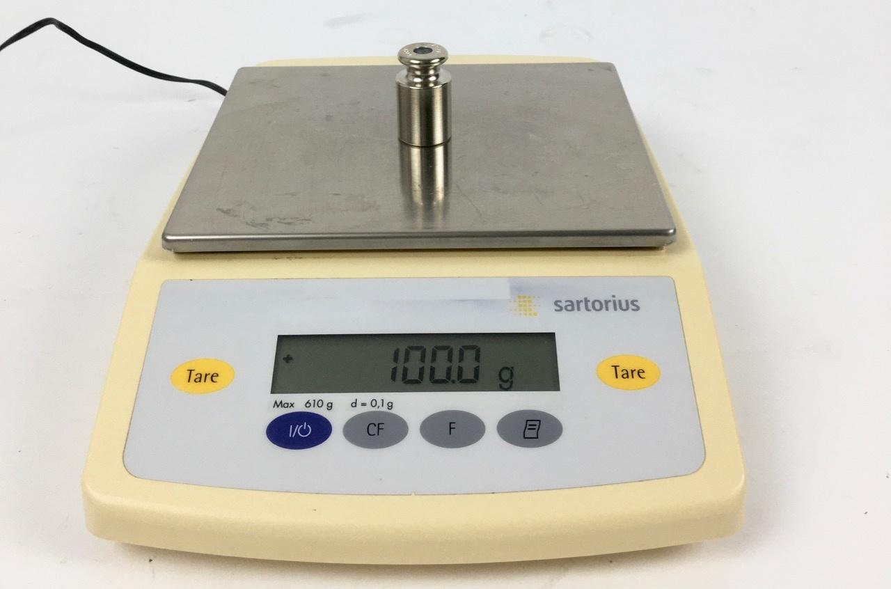 Sartorius Sartorius TE601 Präzisionswaage (max. 610g / 0,1 g)