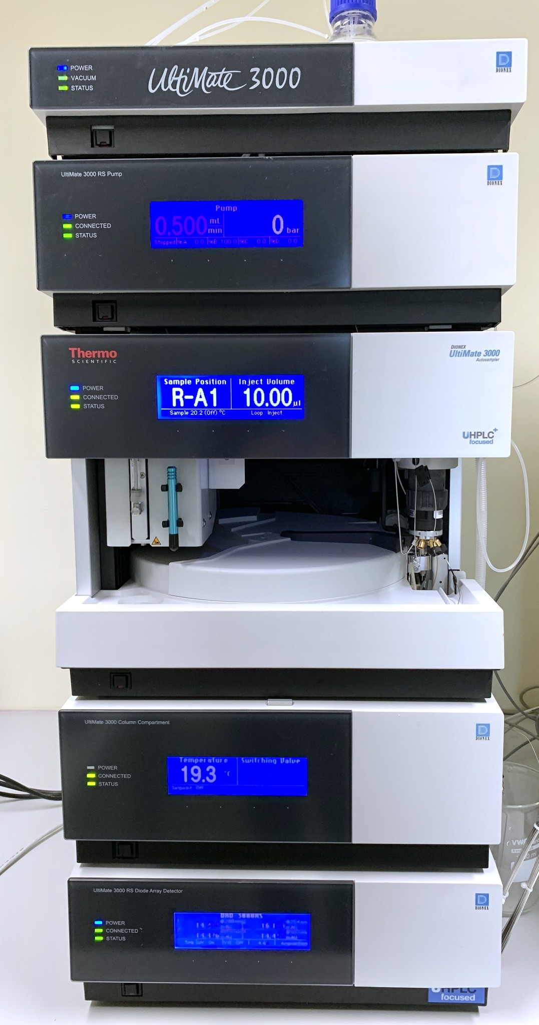 Thermo Dionex Thermo Dionex Ultimate 3000 UHPLC System