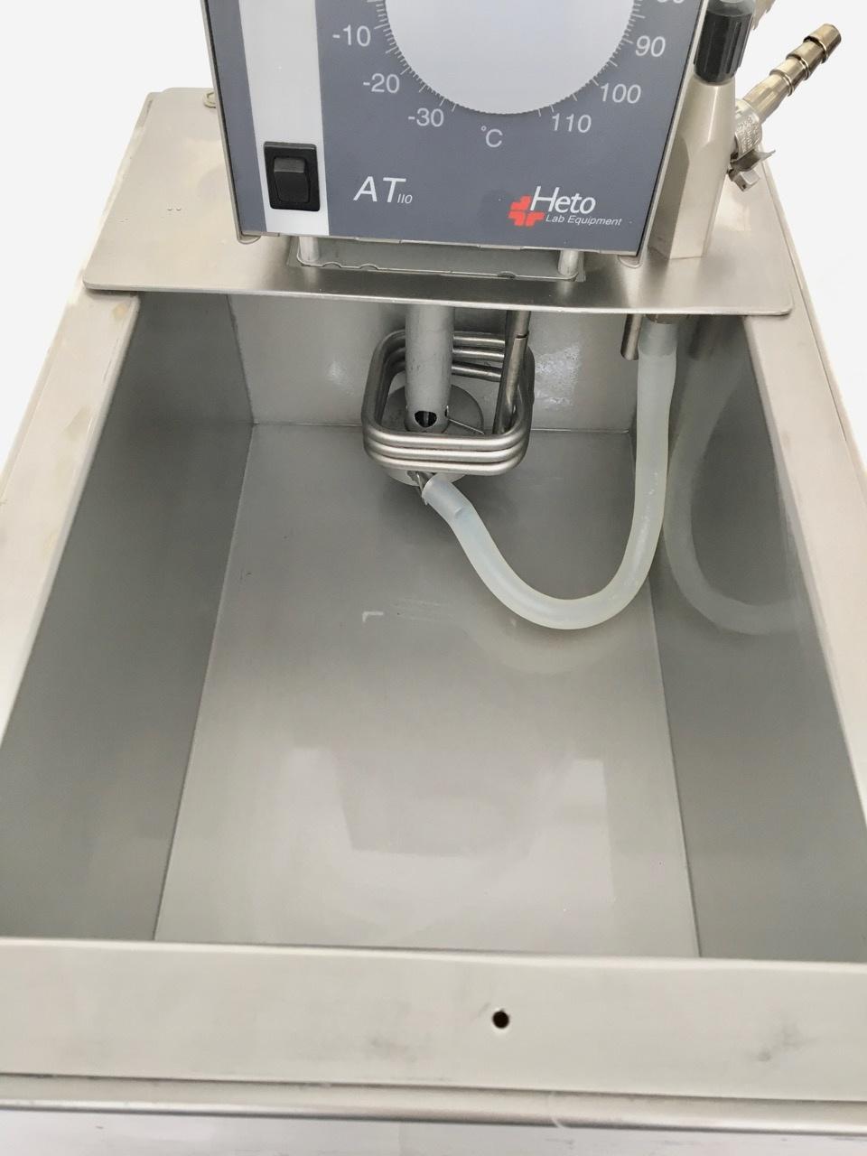 HETO Heto AT 23 Kryostat. -30°C bis + 110°C.