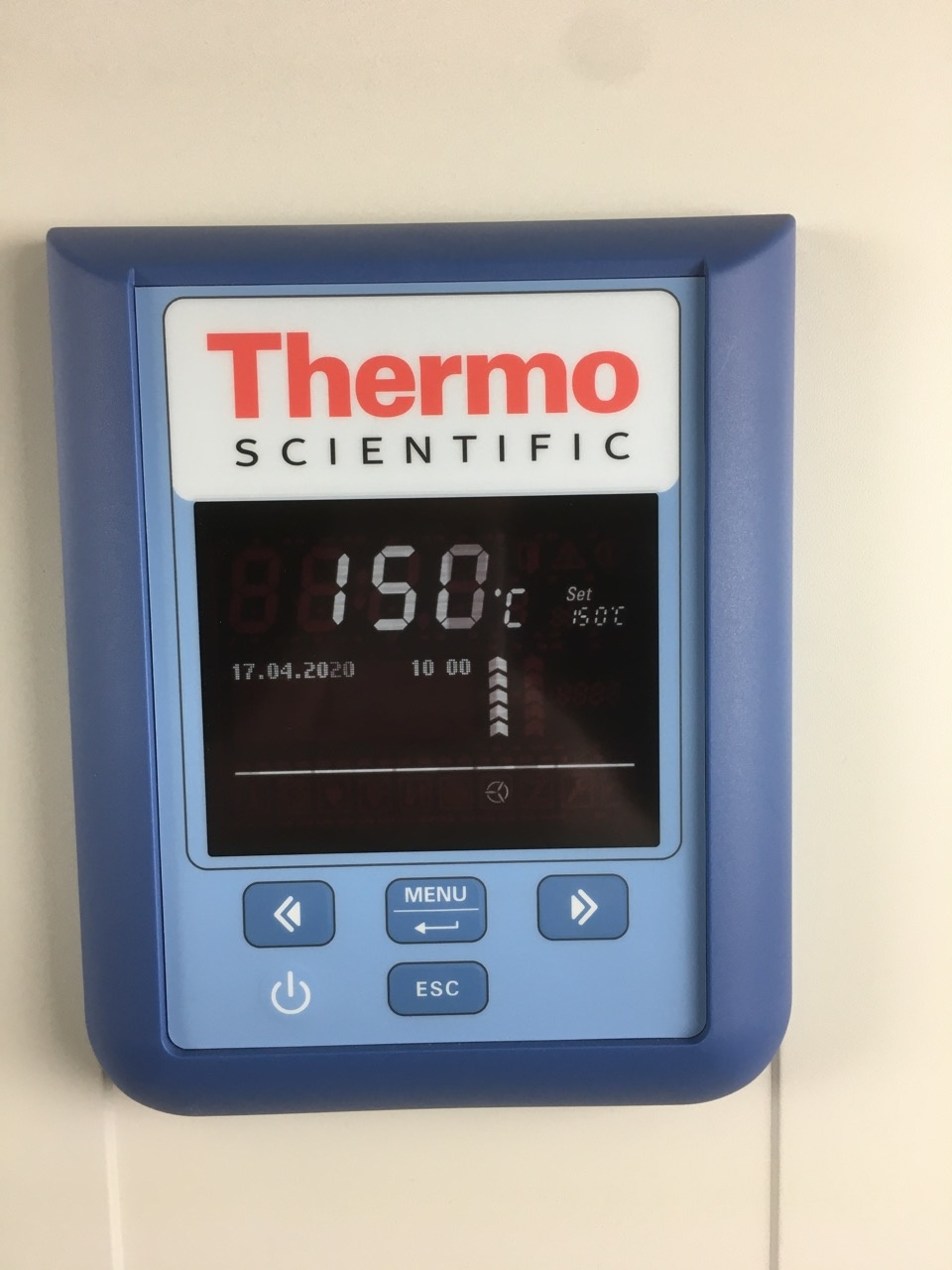Thermo Scientific Thermo Heratherm OMH750 - 3P Advanced Protocol Circulating Air Drying Oven