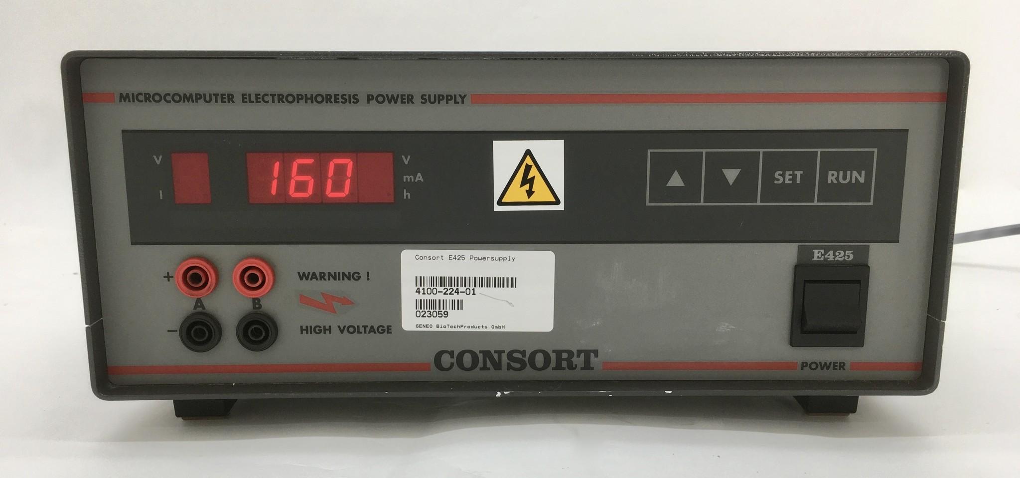 Consort Consort E425 Powersupply (300V/500mA)