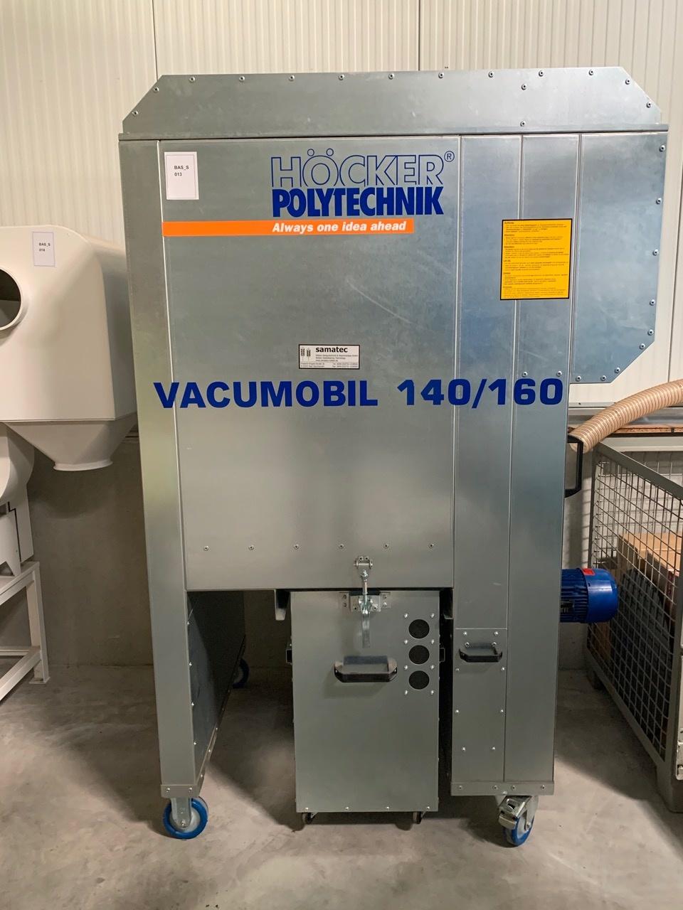 Höcker Polytechnik Höcker Vacumobil 140/160