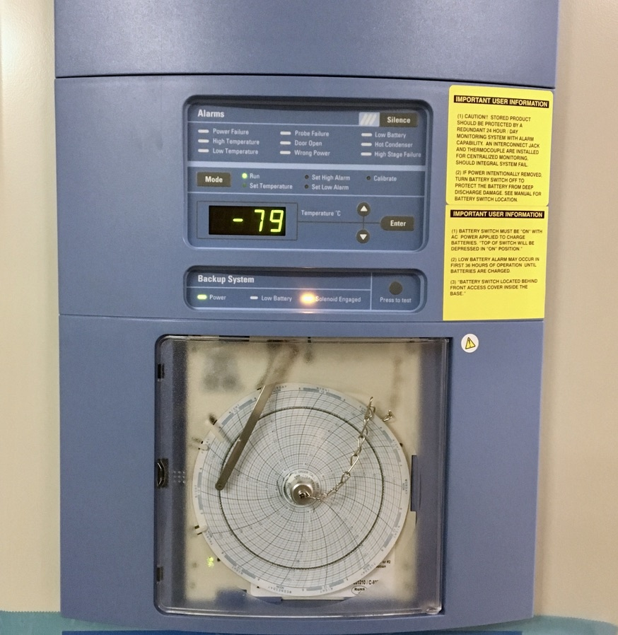 Thermo Scientific Thermo Forma 905 Ultra-Tiefkühlschrank (490 Liter)