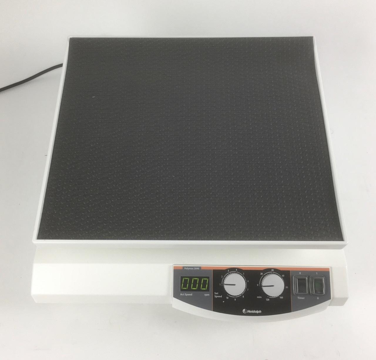 Heidolph Heidolph Polymax 2040 (10° Neigungswinkel) Plattformschüttler