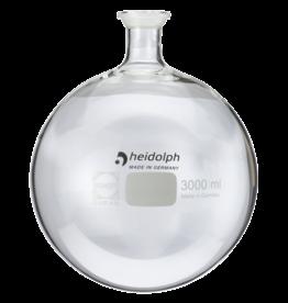 Heidolph Coated receiving flask 3,000 ml (like new)