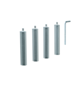 Heidolph Attachment for 0.5 l bottles for Reax 20/4 - 20/8 - 20/12