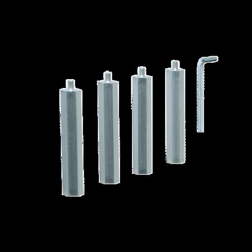 Heidolph Heidolph Attachment for 0.5 l bottles for Reax 20/4 - 20/8 - 20/12