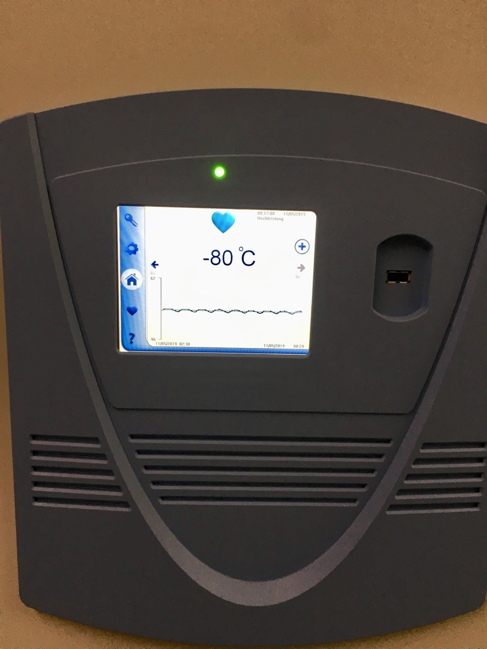 Thermo Scientific Thermo Herafreeze TSX600V -86°C Ultratiefkühlschrank (Demo)