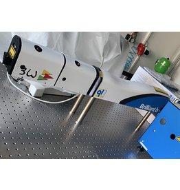 Quantel Brilliant B pulsed YAG laser