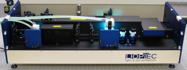 Lioptec LiopStar Pulsed Dye Laser