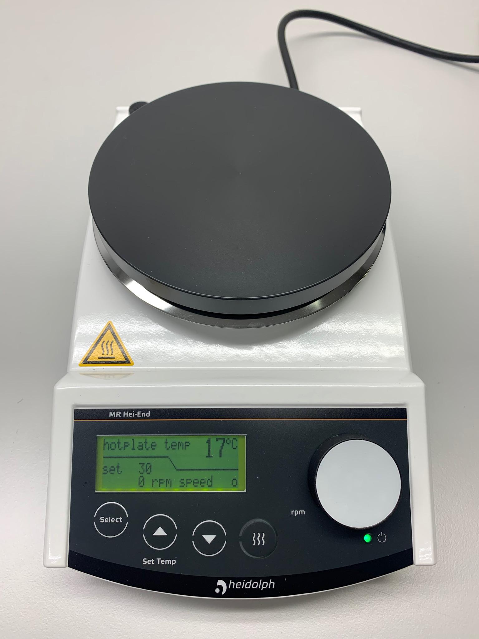 Heidolph Heidolph MR Hei-End magnetic hot plate stirrer