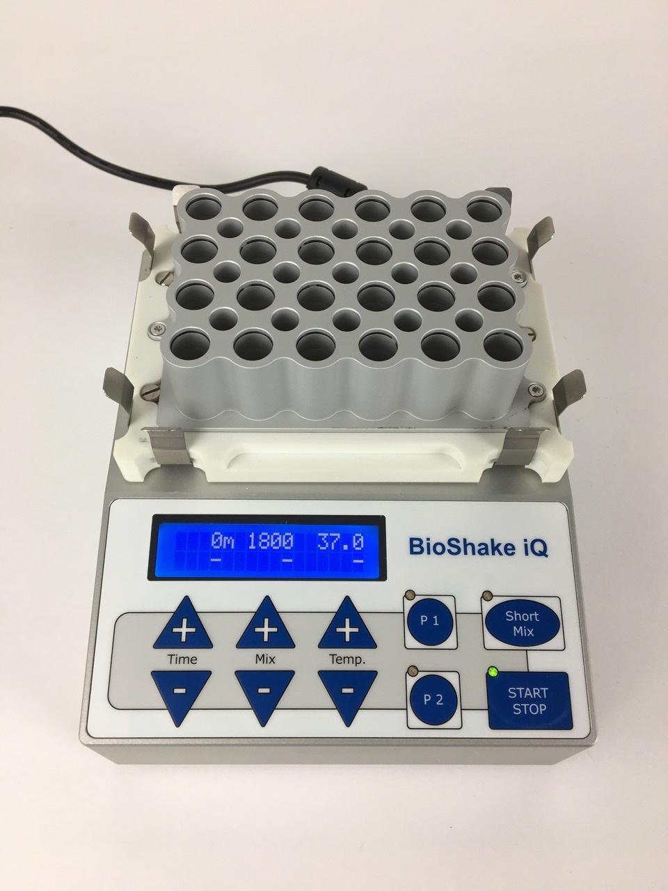 qinstruments Qinstruments Adapter für 24/2.0ml Tubes