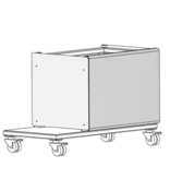 Heidolph Heidolph Base cart for all Hei-VAP Industrial models