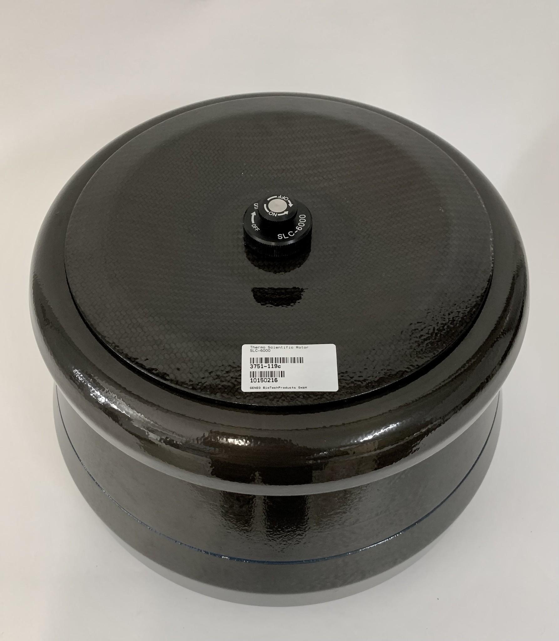 Thermo Scientific Thermo Scientific Sorvall Rotor SLC-6000