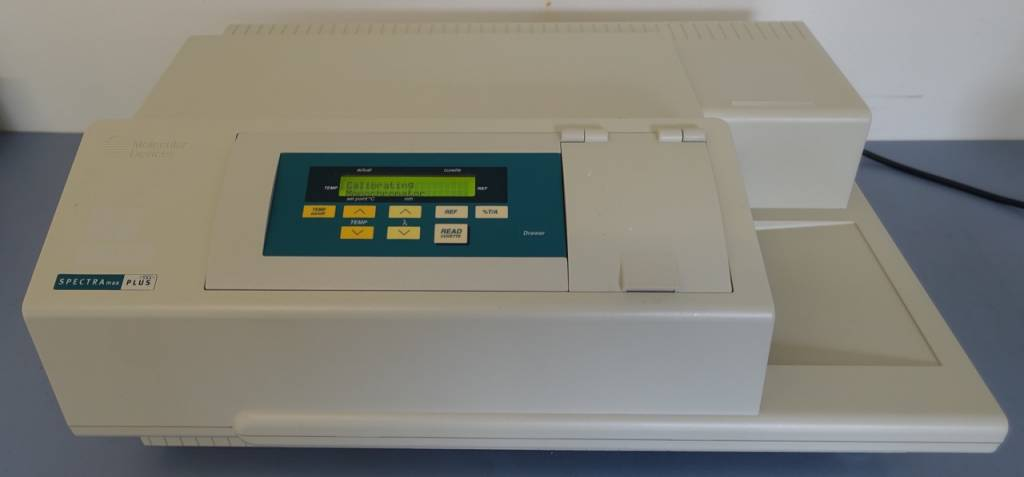 Molecular Devices Molecular Devices Spectramax Plus 384 Microplate-Reader