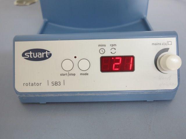 Bibby Scientific Gebrauchter Bibby Stuart SB3 Rotator für Blutgefäße