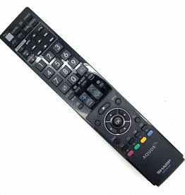Sharp Original Sharp remote control GB010WJSA AQUOS remote control
