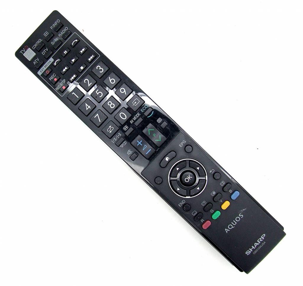 Sharp Original Sharp Fernbedienung GB010WJSA AQUOS remote control