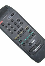 Panasonic Original Panasonic Fernbedienung EUR642162 CD Radio Cassette remote control
