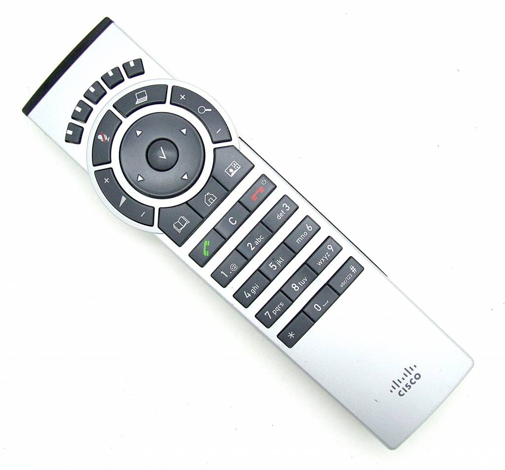 Original Cisco Fernbedienung A2A105D21725 TRC V remote control