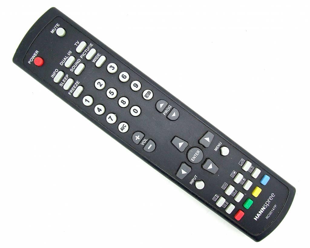 Original Hannspree Fernbedienung RC00147P remote control