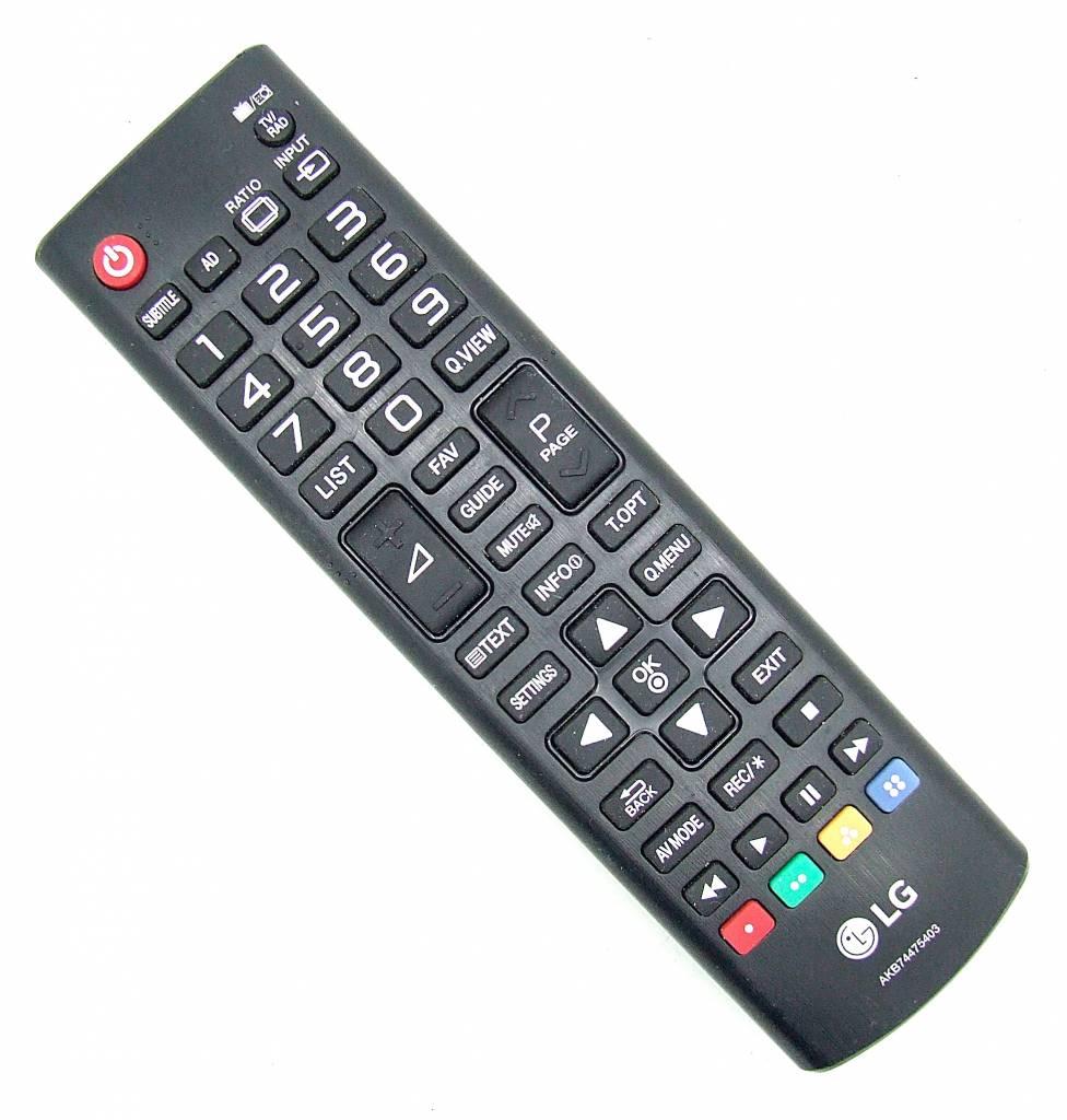 LG Original LG Fernbedienung AKB74475403 remote control