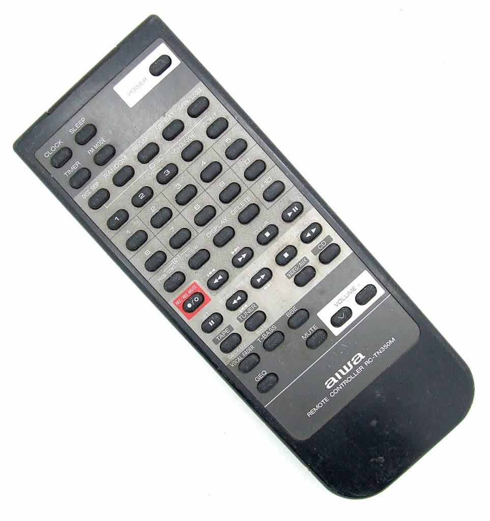Aiwa Original aiwa Fernbedienung RC-TN350M remote control