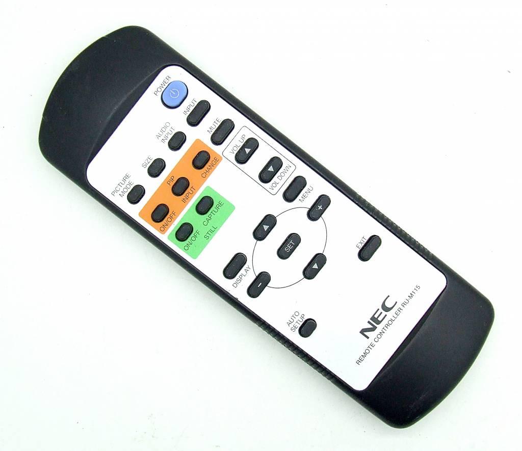 NEC Original NEC Fernbedienung RU-M115 remote control