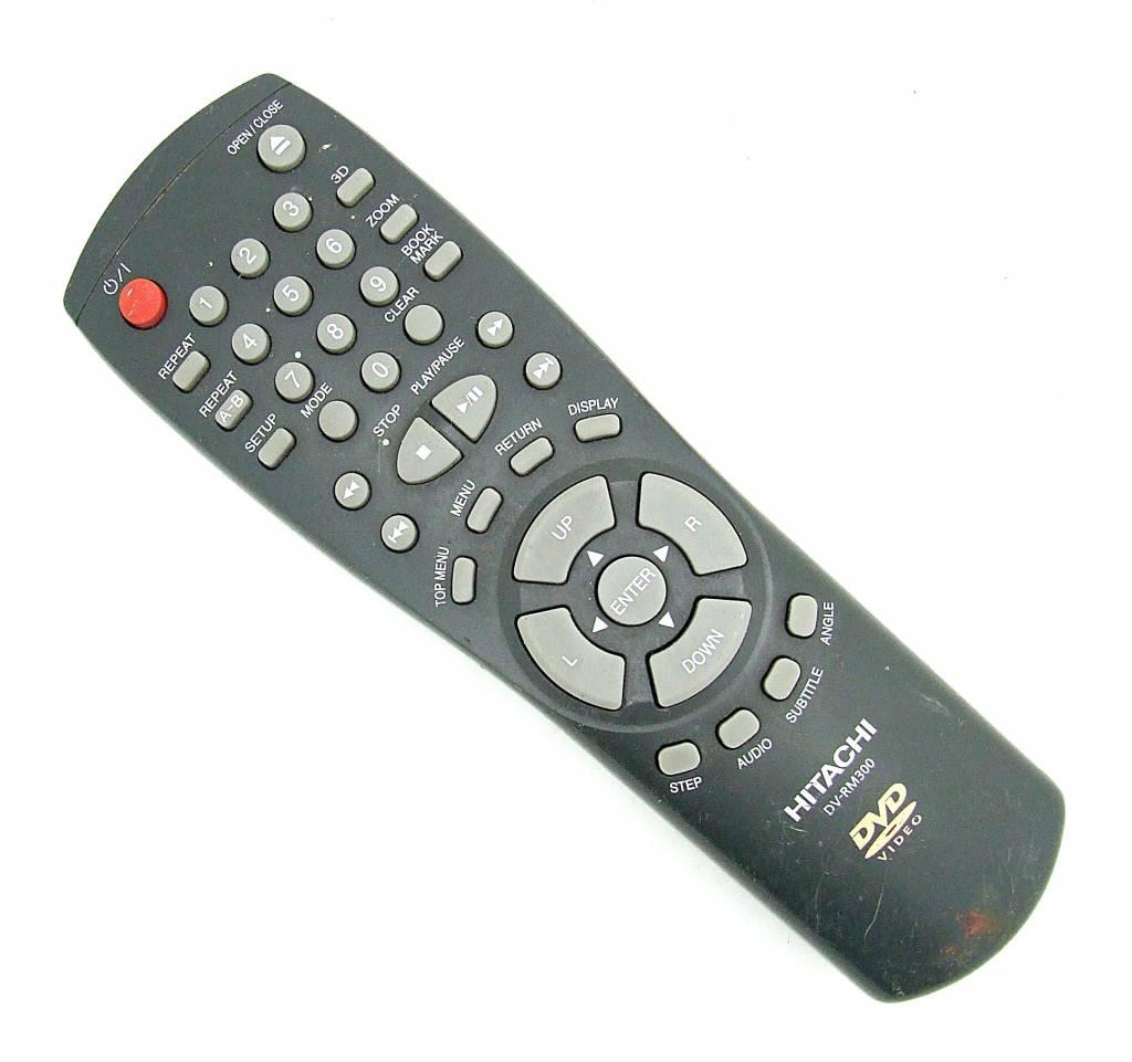 Hitachi Original Hitachi remote control DV-RM300 remote control