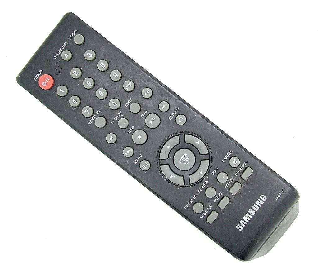 Samsung Original Samsung Fernbedienung 00071B remote control