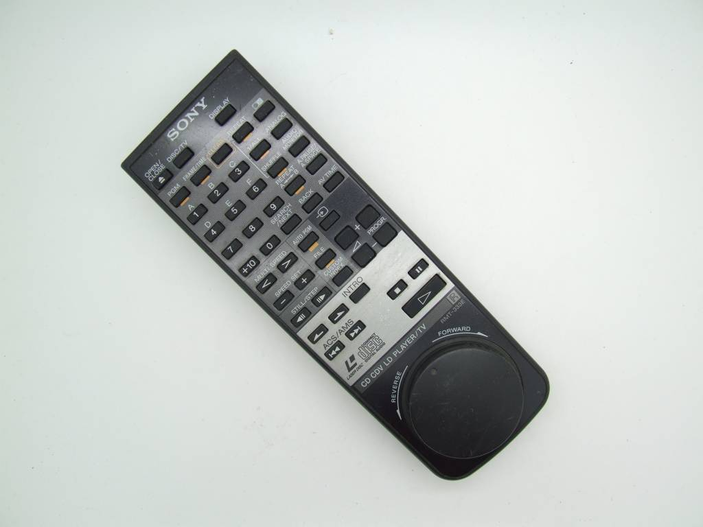 Sony Original Sony Fernbedienung RMT-333E CD CDV LD Player/TV remote control