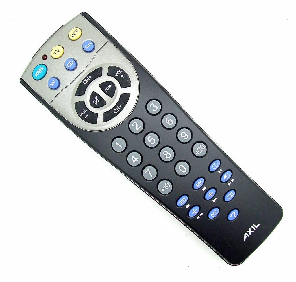 Original Axil Fernbedienung TV remote control
