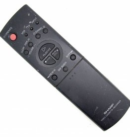 Sharp Original Sharp Fernbedienung G0030AJ Video Cassette Recorder remote control
