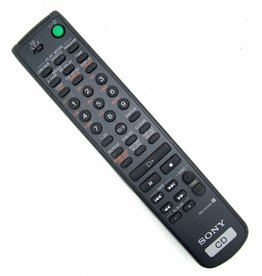 Sony Original Sony Fernbedienung RM-DX455 CD remote control
