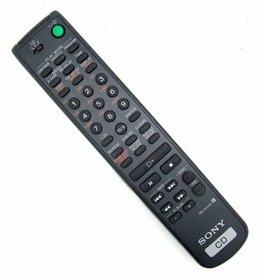 Sony Original Sony remote control RM-DX455 CD remote control