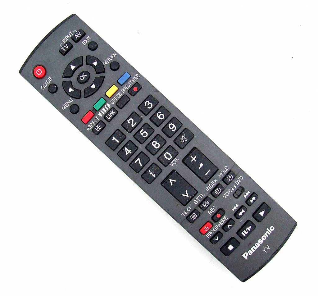 Panasonic Original Panasonic Fernbedienung EUR7651110 TV remote control