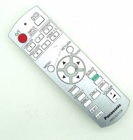 Panasonic Original Panasonic Fernbedienung N2QAYB000696 Projektor remote control
