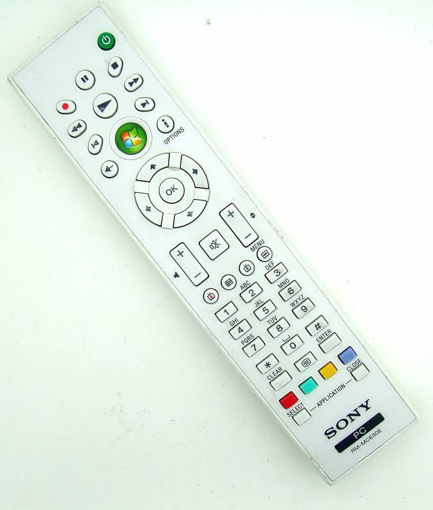 Sony Original Sony Fernbedienung RM-MCE30E PC remote control